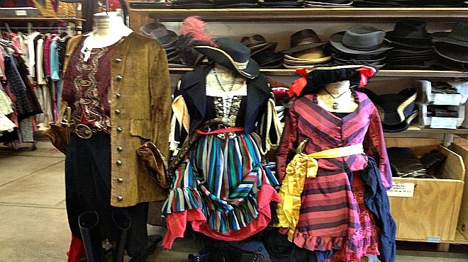 The Costume Shoppe
