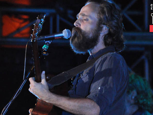 Iron and Wine (Foto: Marysol Suástegui)