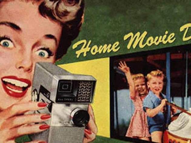 Cinefamily Home Movie Day