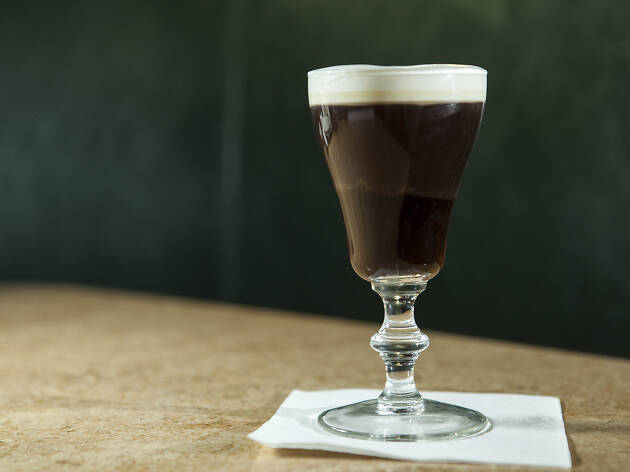 The best Irish coffees in Los Angeles