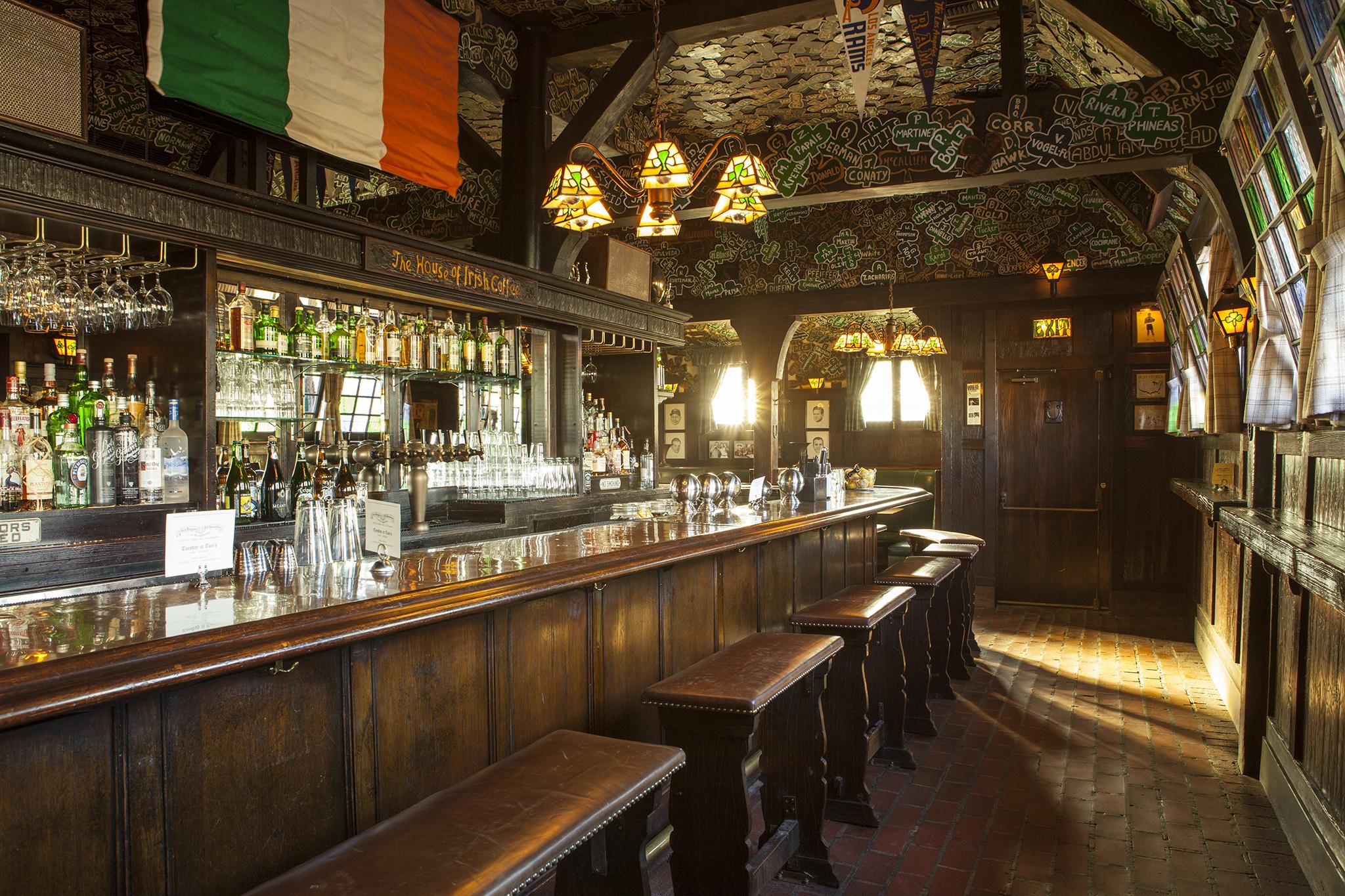 Raise a pint and an Irish coffee: Tom Bergin's Public House is closing