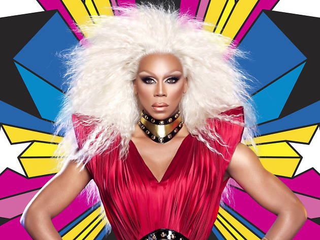 RuPaul's All Stars Drag Race Official Series Premiere Party
