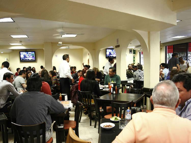 Cantina bar Montejo