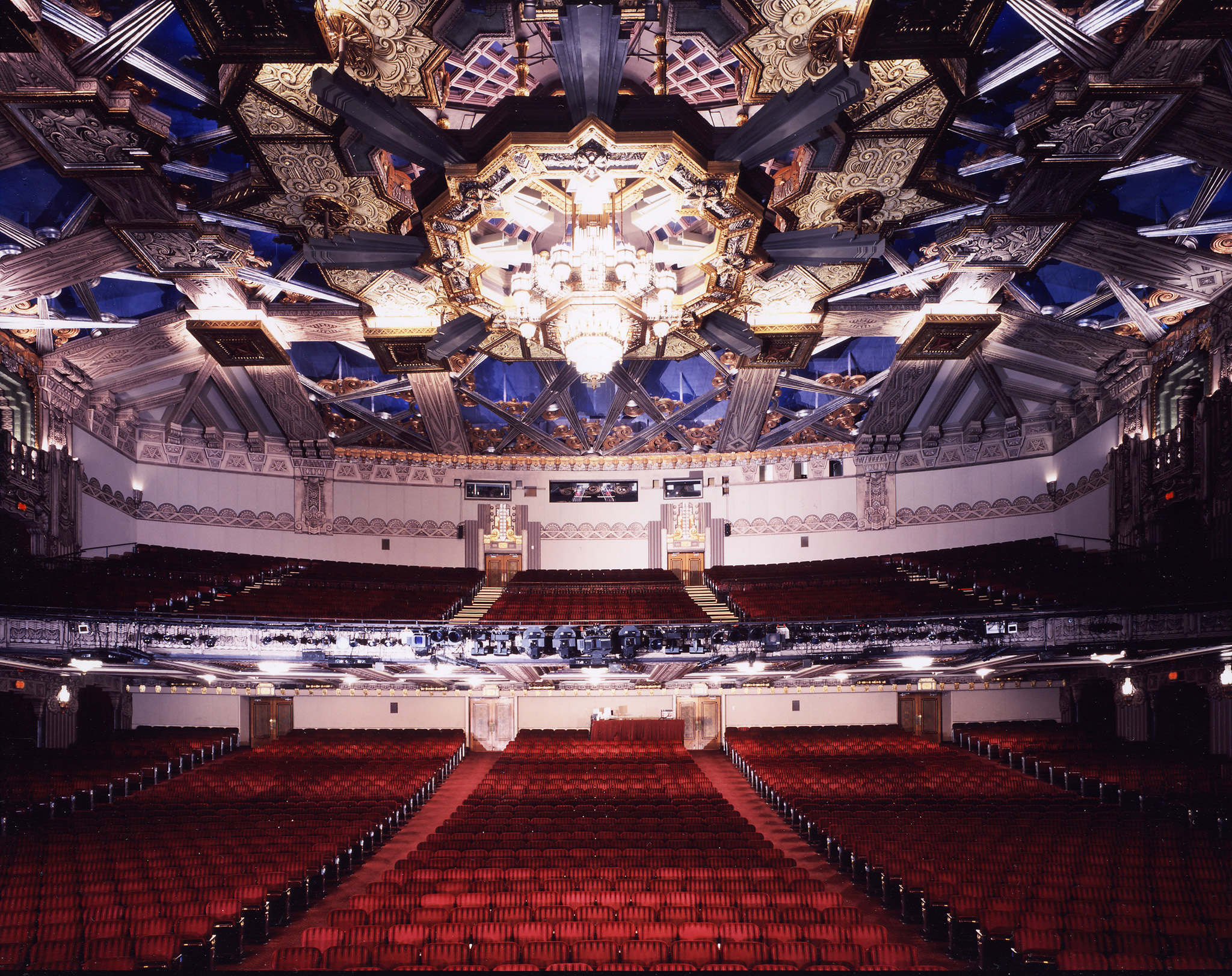 See a show at Pantages Theatre