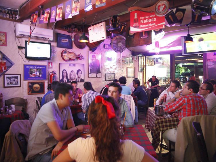 Nabuccos Pub & Grill