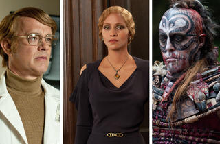 Tom Hanks, Halle Berry, Hugh Grant, in Cloud Atlas