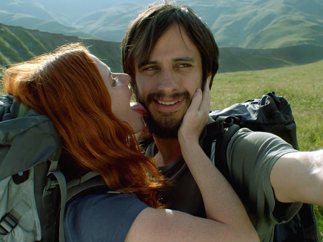 Hani Furstenberg and Gael Garcia Bernal in The Loneliest Planet