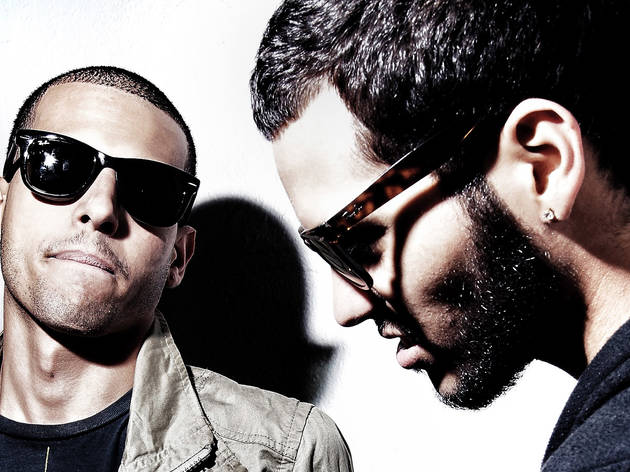 The Martinez Brothers + Filsonik + Underground Quality Label Night