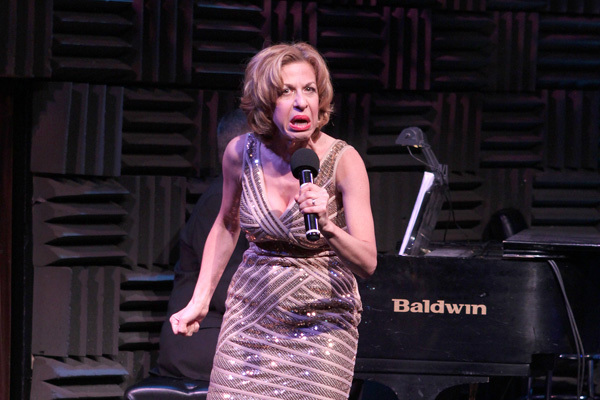 Jackie Hoffman: Themeless