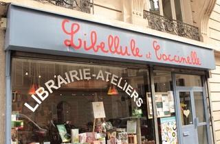 Libellule et coccinelle (© EP)