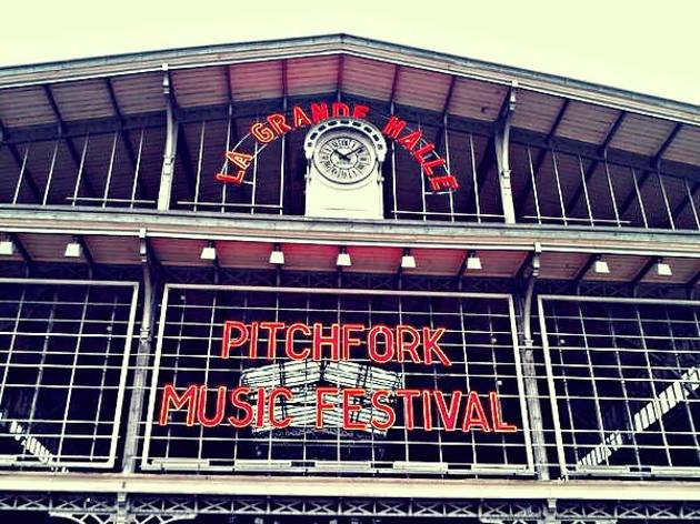 Pitchfork 2014