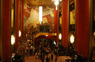 Radio City Music Hall (Allistair via Flickr)