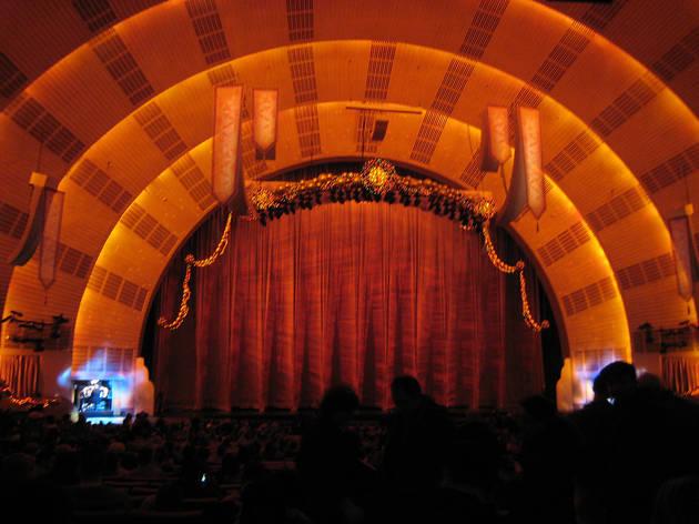 Radio City Music Hall (Photograph: Virginia Rollison)