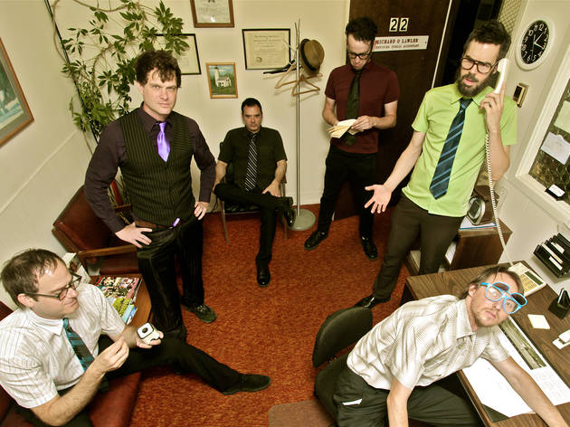 Electric Six + The Soft White Sixties