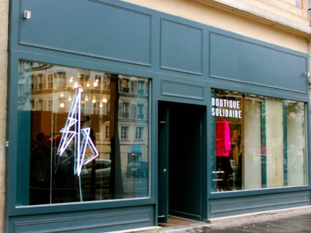 Bis, boutique solidaire