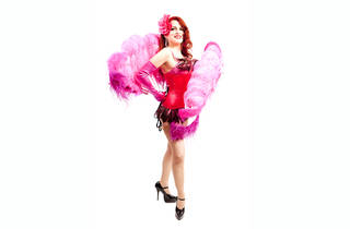 Burlesque at 92Y: Pink Light Burlesque