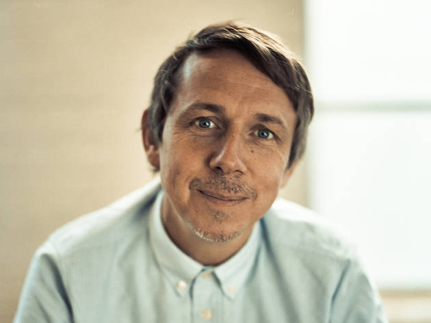 Giant Step: Gilles Peterson