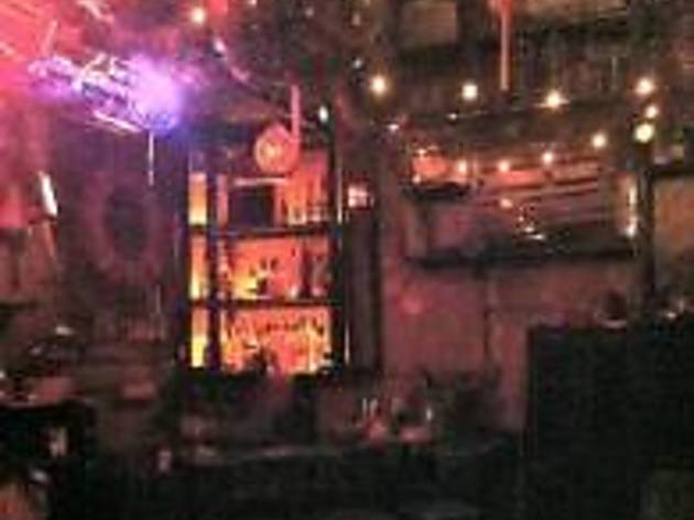 Cervantes' Oyster Shack at Café Select