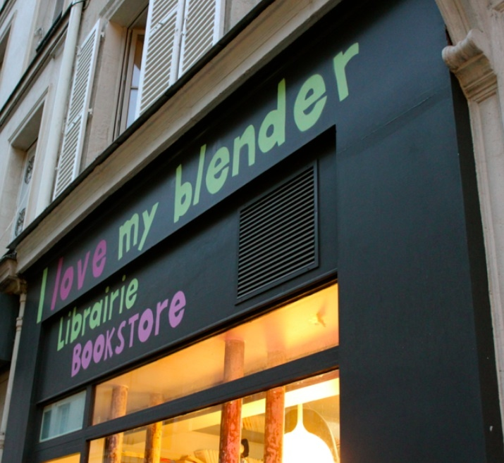Livres & co • I love my blender