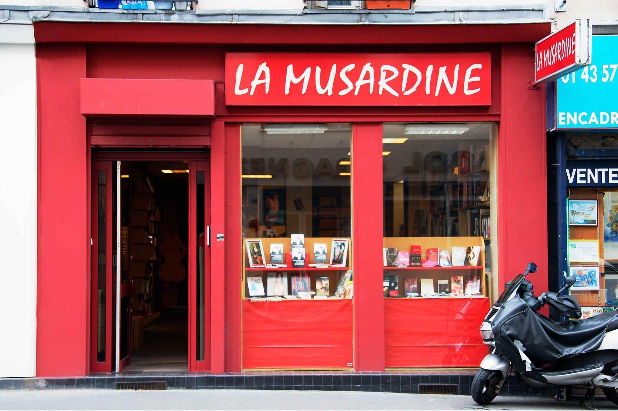 Librairie La Musardine