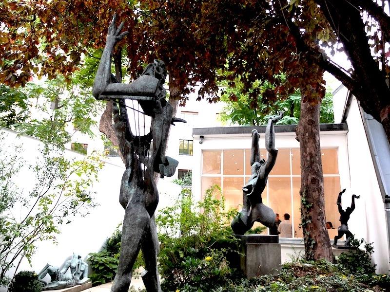 Lesplus beaux ateliers et maisons d'artistes à Paris