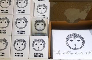 L'Epicerie Générale  (Les bougies Noctua Muscus / ©Barbara Chossis )