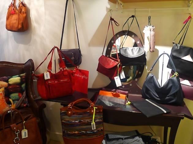 La Boutique de Louise (© Barbara Chossis)