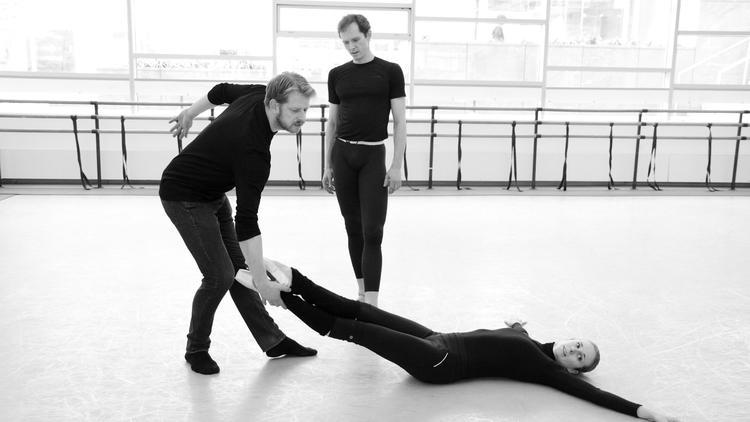 Brian Reeder, Ballet Next