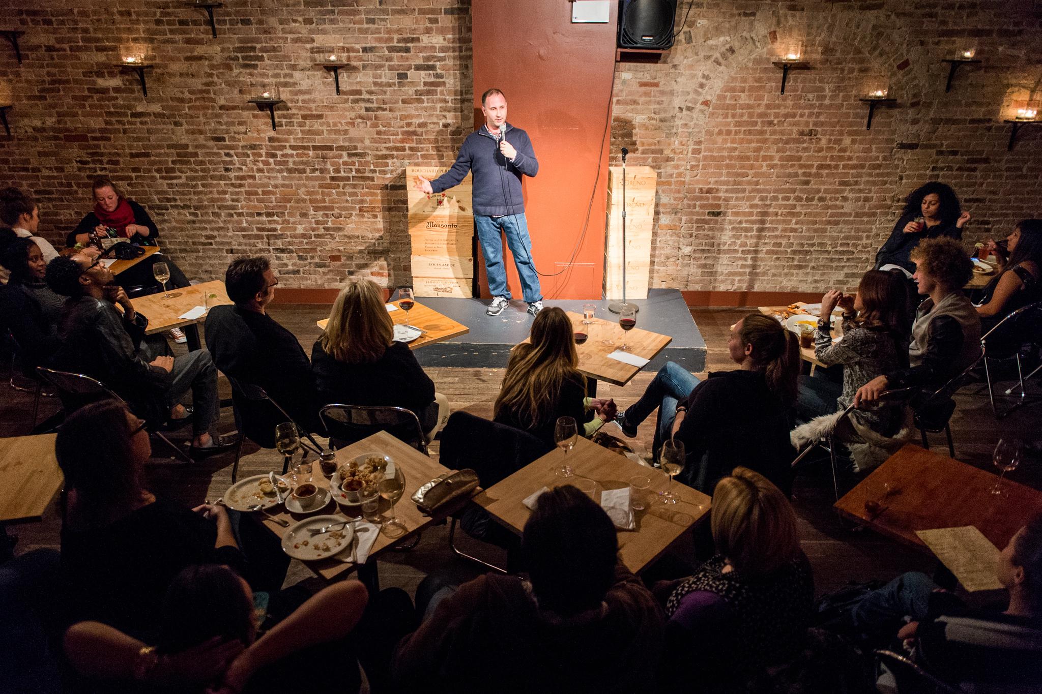 Tribeca Comedy Lounge