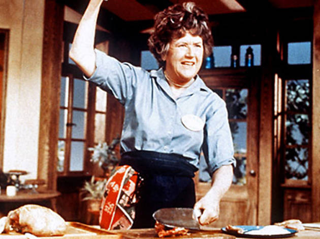 Julia Child, Machine Project