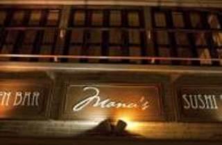 Manu's Tapas Bar and Sushi Lounge