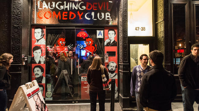 Laughing Devil Comedy Club