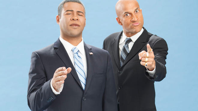Key & Peele: Keegan-Michael Key and Jordan Peele
