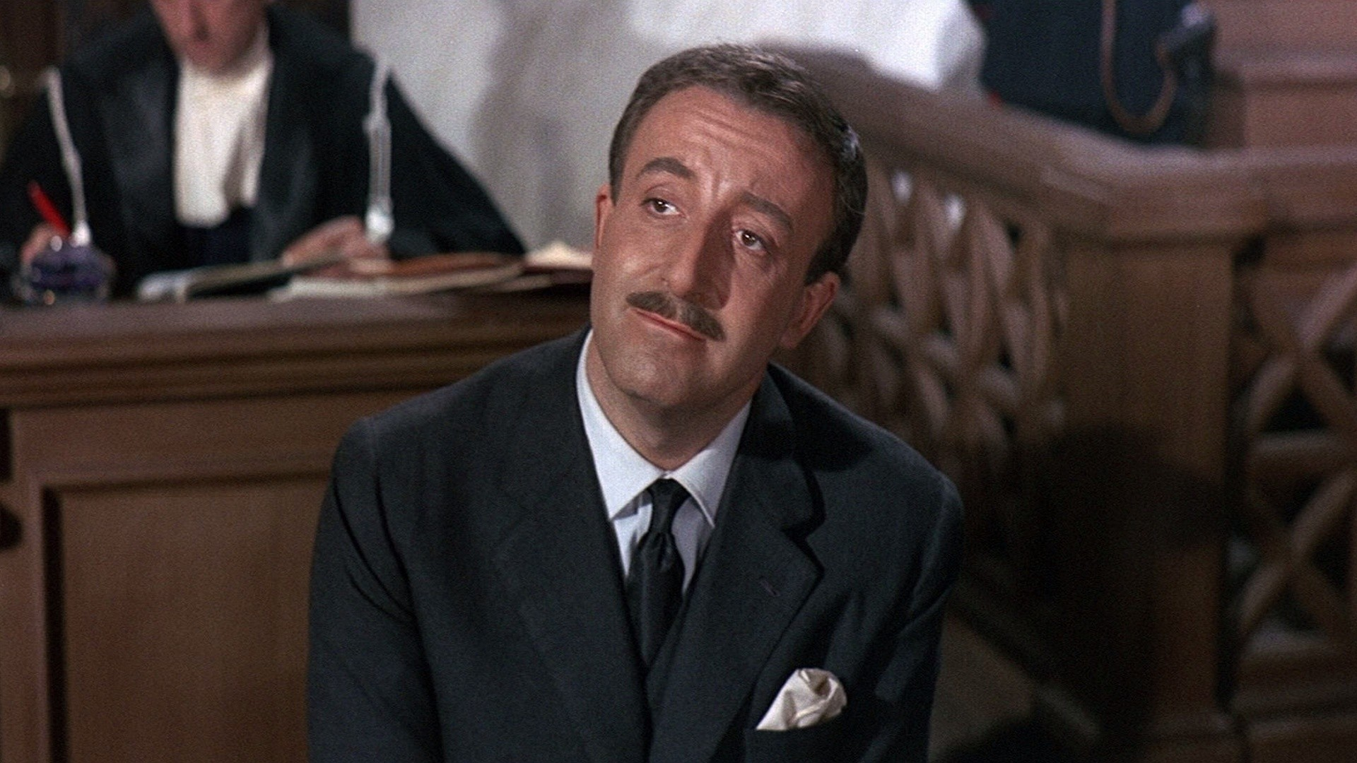 The Pink Panther (Blake Edwards, 1964)