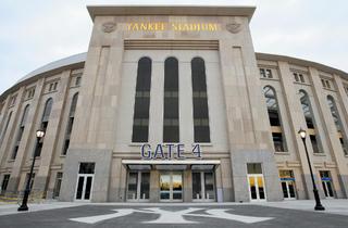 (Photograph: Courtesy New York Yankees)