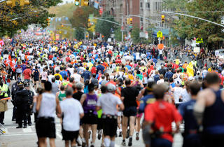 (Photograph: Courtesy New York Road Runners)