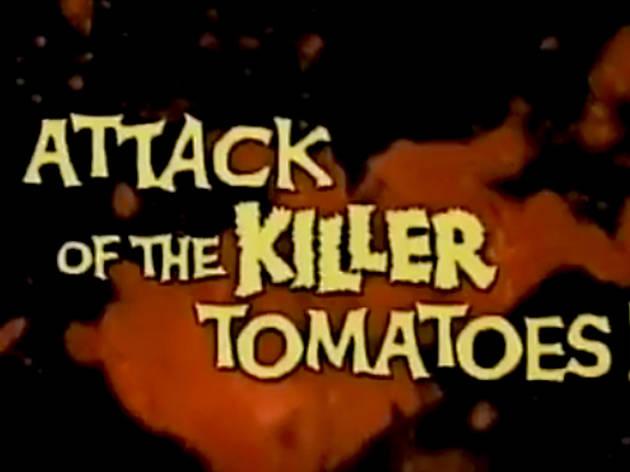 'L'Attaque des tomates tueuses' (1978) de John De Bello