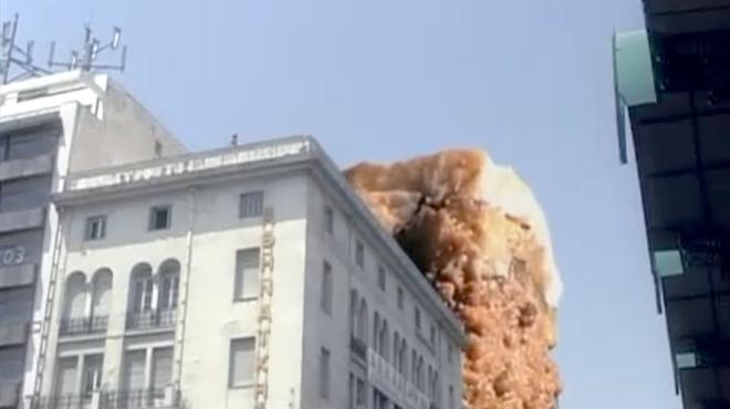 'L'Attaque de la moussaka géante' (1999) de Panos H. Koutras