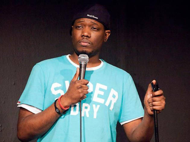 Michael Che (Photograph: Mindy Tucker)
