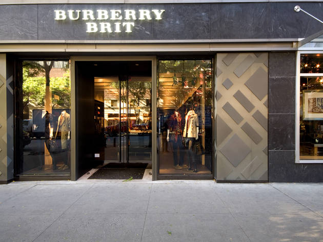 Burberry Brit (CLOSED)