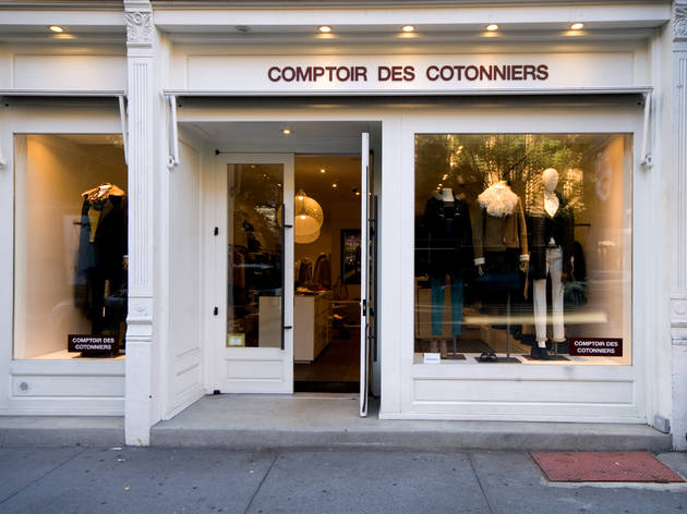 Comptoir Des Cotonniers Closed Shopping In Upper West Side New York