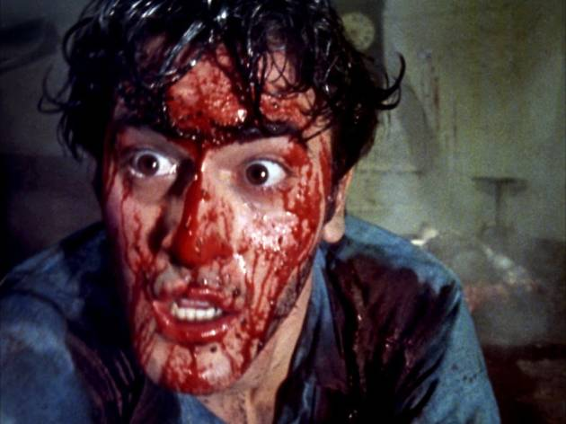 The 100 best horror films, horror movies, The evil dead