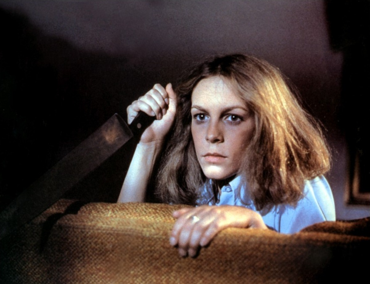 The 100 best horror films, horror movies, Halloween - Jamie Lee Curtis