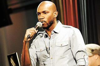 Comedian Ian Edwards
