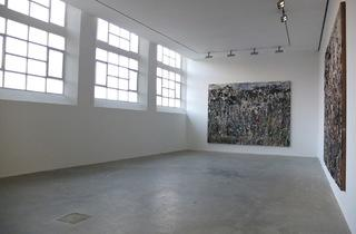 (Vue de l'exposition 'Morgenthau Plan' d'Anselm Kiefer, octobre 2012 / © TB - Time Out)