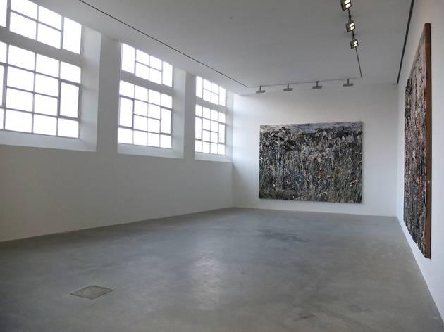 (Vue de l'exposition 'Morgenthau Plan' d'Anselm Kiefer, octobre 2012 / © TB - Time Out)