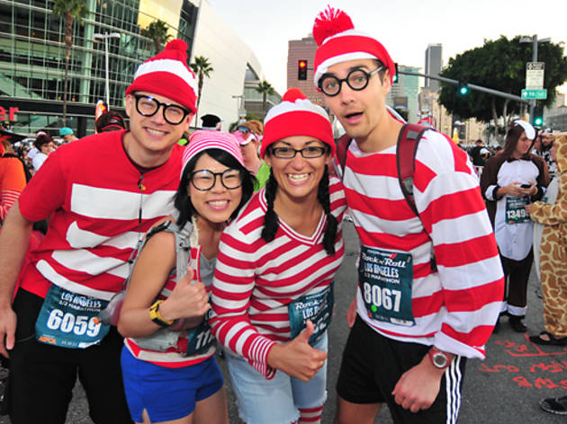 Rock 'n' Roll Los Angeles Halloween Half Marathon & 5K