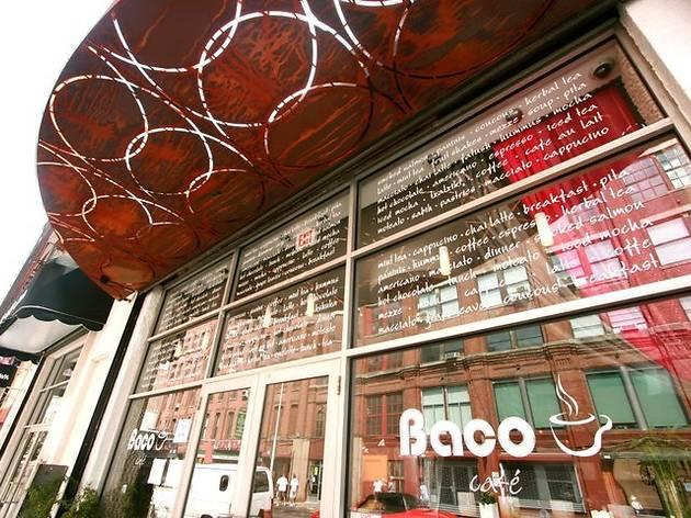 Baco Café (CLOSED)