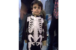 Annual Observatory Day of the Dead and Halloween Costume Party