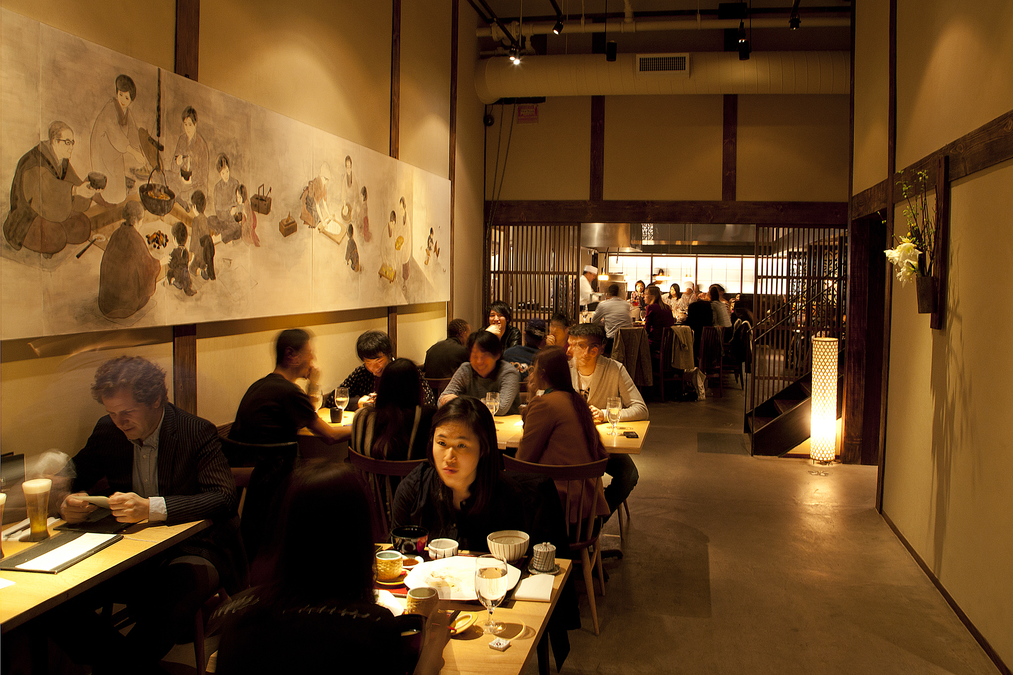 Japanese gastropubs take off in New York City